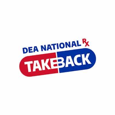 The National Prescription Drug Take Back Day is October 26th