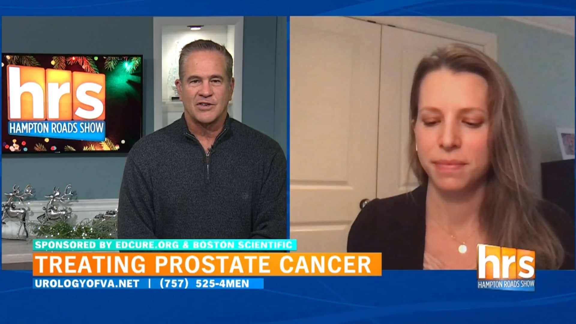 Treating Prostate Cancer with Dr. Jessica Delong