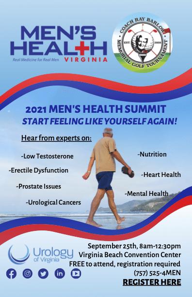 2021 MEN'S HEALTH SUMMIT